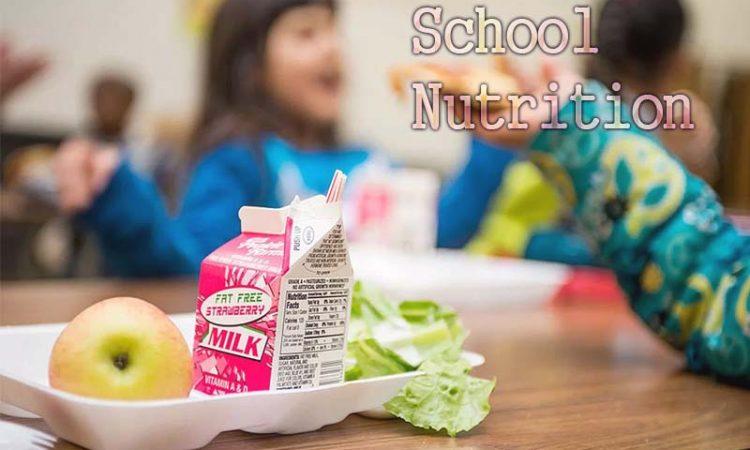 โภชนาการในโรงเรียน
